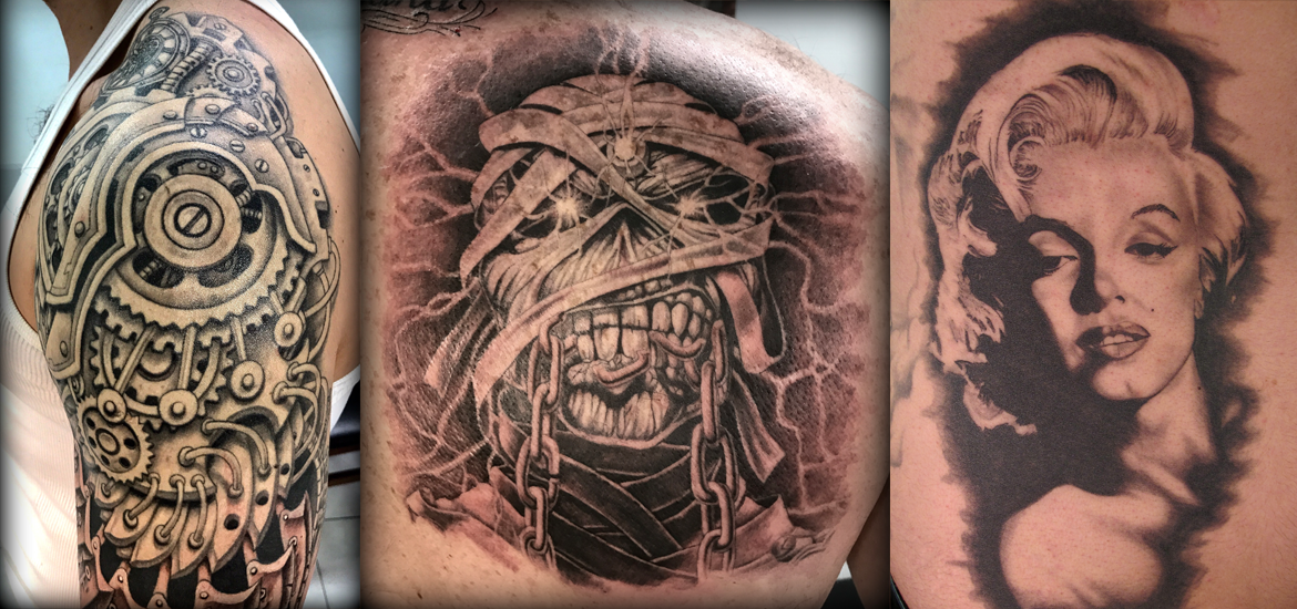 Professional and Creative Tattoo Artists in NYC